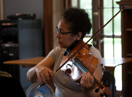 faculty violist